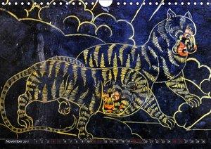 Fabelhafte Wesen Tibets 2017 (Wandkalender 2017 DIN A4 quer)