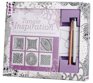 Kreativ-Set Tangle Inspiration