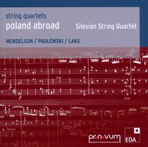 Poland Abroad vol.3:String Quartets