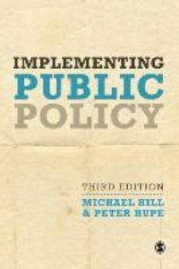 Implementing Public Policy