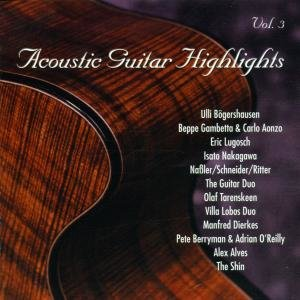 Acoustic Guitar Highlights Vol.3