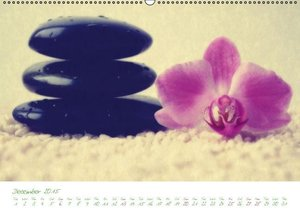 Spa for the Soul (Wall Calendar 2015 DIN A2 Landscape)