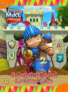 Mike der Ritter Schulstartblock