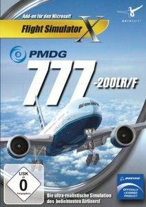 AddOn FSX Flight Simulator X PMDG 777-200LR/F