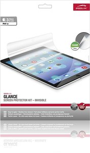GLANCE Screen Protector Kit - Invisible - for iPad AIR, clear