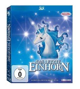 Das letzte Einhorn 3D (Blu-ray)