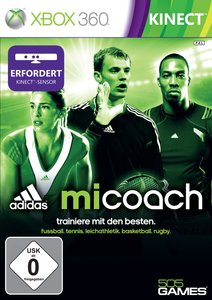 Adidas micoach (Kinect erforderlich)