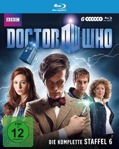 Doctor Who - Staffel 6 - Komplettbox