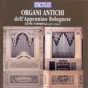 Alte Orgeln Aus dem Apennin um Bologna