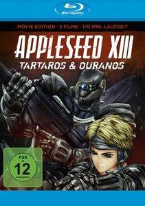 Appleseed XIII: Tartaros/Ouranos BD