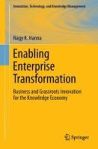 Enabling Enterprise Transformation