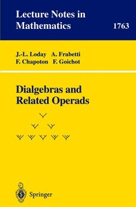 Dialgebras and Related Operads