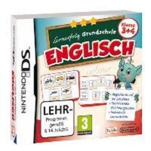 Lernerfolg Grundschule Englisch 3.+ 4. Klasse. Nintendo DS