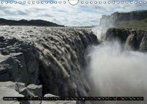 Iceland Highlights / UK-Version (Wall Calendar 2015 DIN A4 Lands