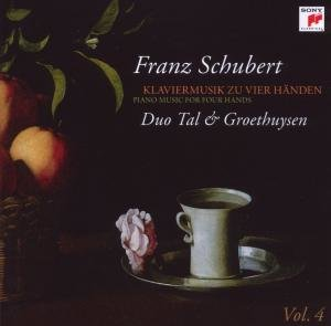 Klaviermusik zu 4 Händen Vol.4