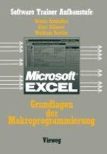 Excel-Grundlagen der Makroprogrammierung