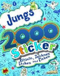 Jungs 2000 Sticker