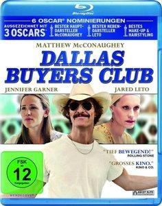 Dallas Buyers Club-Blu-ray Disc