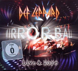 Mirror Ball-Live & More