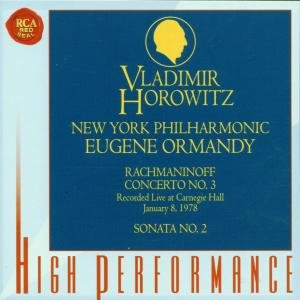 Rachmaninoff: Klavierkonzert Nr. 3/Sonate Nr. 2