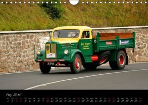 Classic Trucks (Wall Calendar 2015 DIN A4 Landscape)