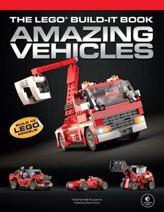 The LEGO® Build-It Book