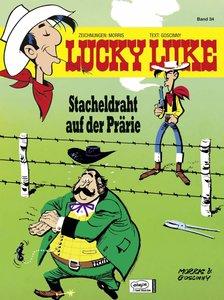 Lucky Luke (Bd. 34). Stacheldraht auf der Prärie