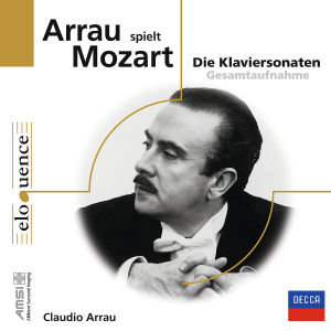Arrau Spielt Mozart (Ltd.Edt.) (Eloquence)