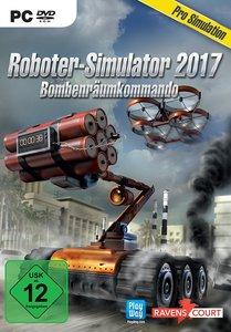 Roboter-Simulator 2017: Bombenräumkommando