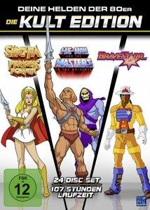 He-Man + She-Ra + BraveStarr - 80er Jahre Kult Zeichentrick Edit