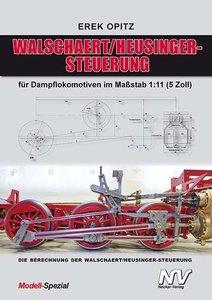 WALSCHAERT/HEUSINGER-STERUERUNG