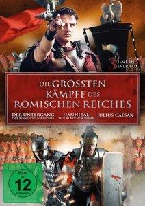 Die Größten Kämpfe Des Römischen Reiches