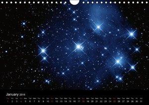 Deep Sky Impressions (Wall Calendar 2015 DIN A4 Landscape)