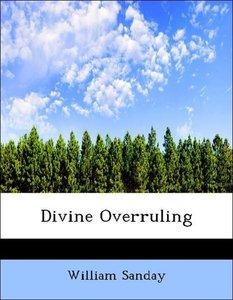 Divine Overruling