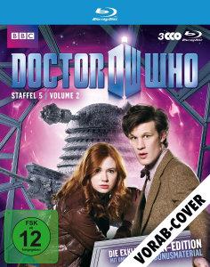 Doctor Who-Staffel 5.2-Fan Edition