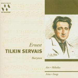 Ernest Tilkin Servais singt Arien und Lieder