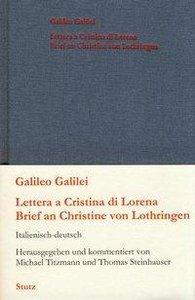 Brief an Christine von Lothringen /Lettera a Cristina die Lorena