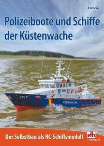 Polizeiboote und Schiffe der Küstenwache
