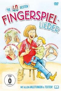 Die 40 Besten Kniereiter-U.Fingerspiellieder-DVD