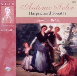Harpsichord Sonatas Vol.2