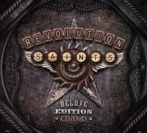 Revolution Saints (Ltd.Digipak)