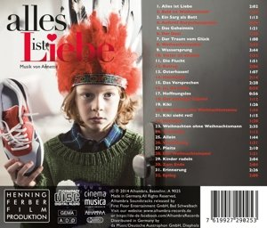 Alles Ist Liebe-Original Soundtrack