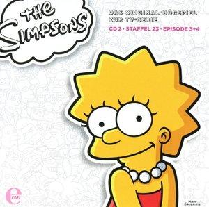 Die Simpsons - Staffel 23, Folge 4-6