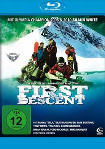 First Descent - The Story of the Snowboarding Revolution