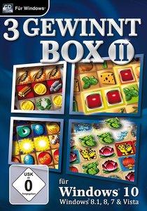 3 GEWINNT BOX II für Windows Vista/7/8/10