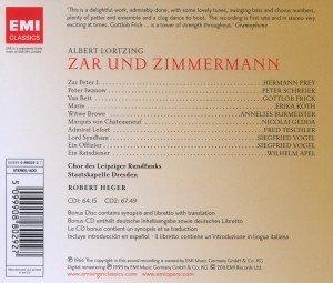 Zar Und Zimmermann