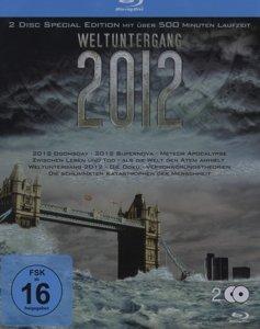 Weltuntergang 2012 (Blu-Ray)