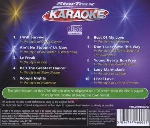 Karaoke/Various: Disco Classics & Graphics