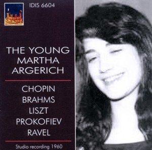 Die Junge Martha Argerich