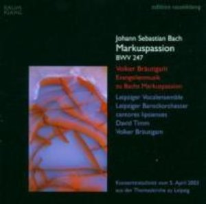 Markuspassion BWV 247